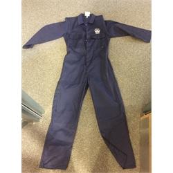 HAU Boiler Suit (Navy with Crest) M 2015