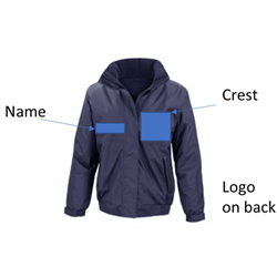 Image for Equestrian Channel Jacket - XX Large